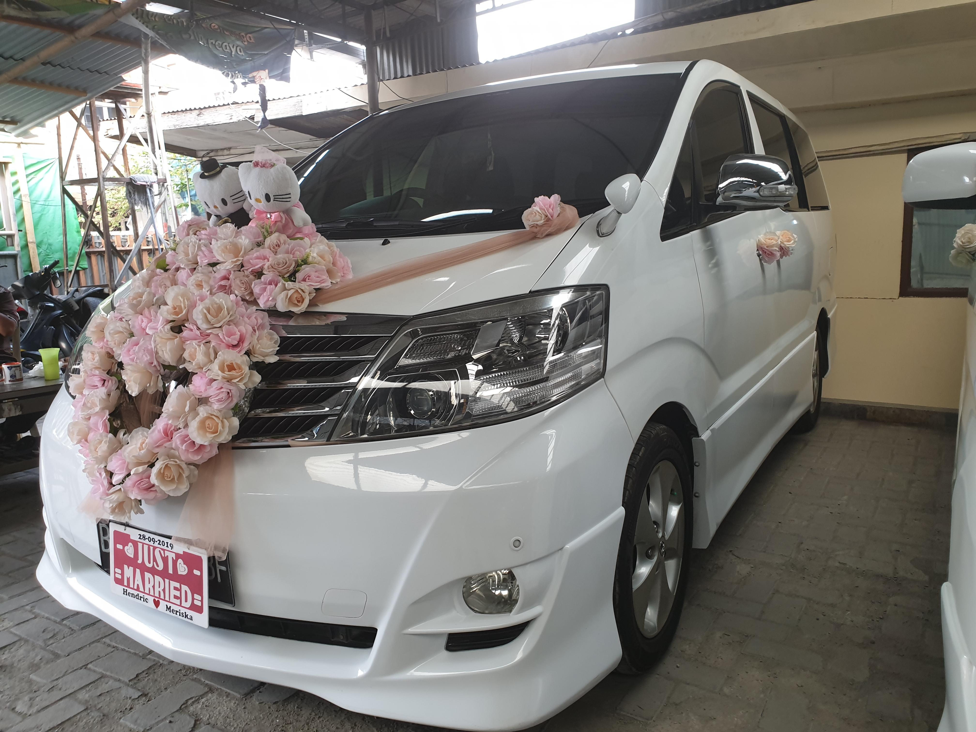 Hh Van Hire >> Bkrentcar Wedding Event Rentals In Jakarta Bridestory Com