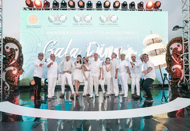 FIABCI Gala Dinner by Hanny N Co Orchestra | Bridestory com
