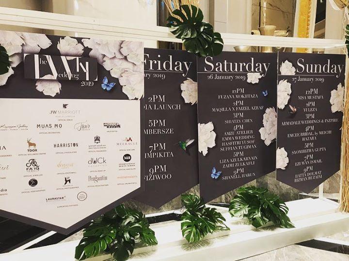 The Wedding KL 2019 by DENNSA Events   Bridestory com