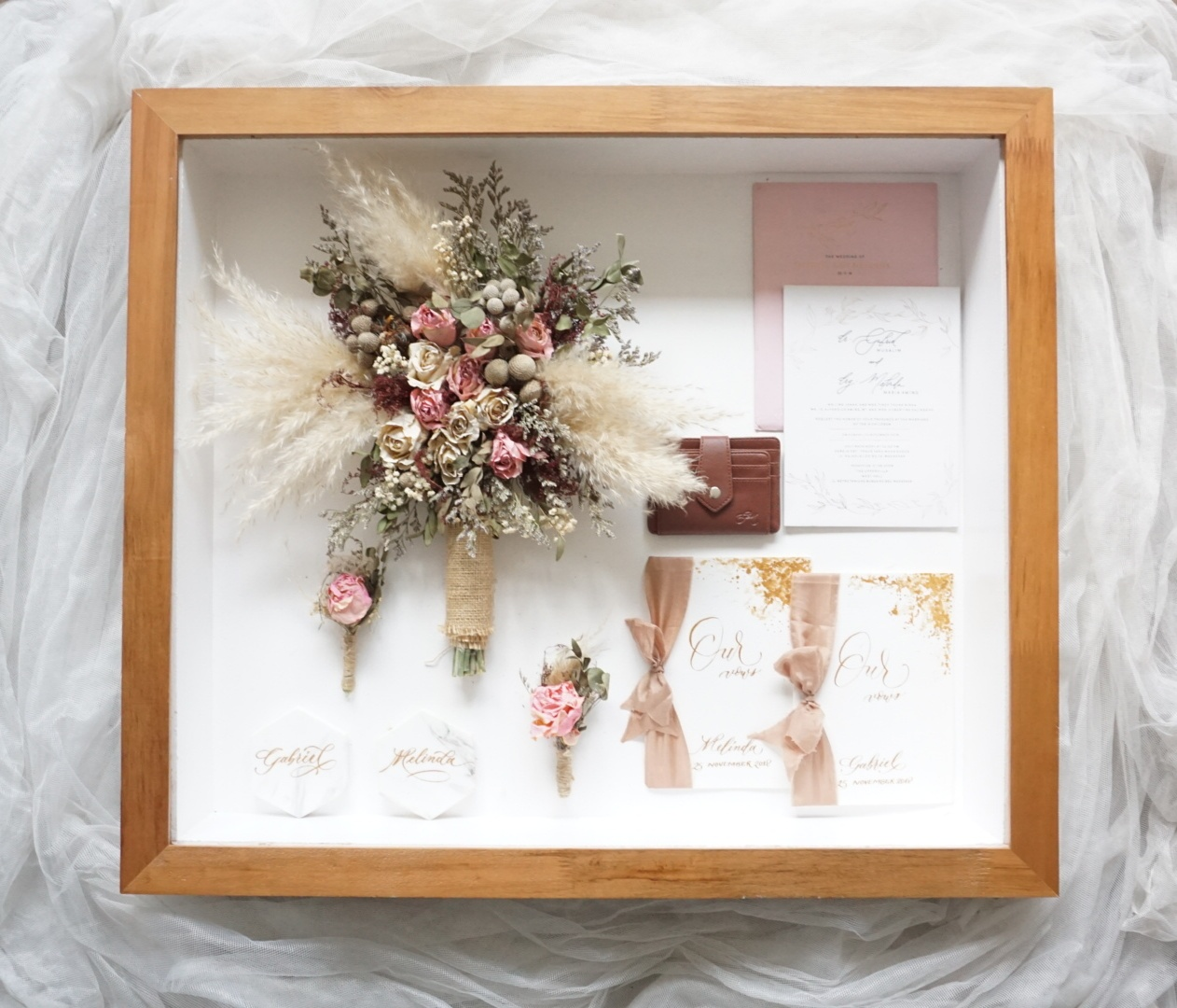 Magnolia Dried Flower Wedding Others Unique Services In Jakarta Bridestory Com