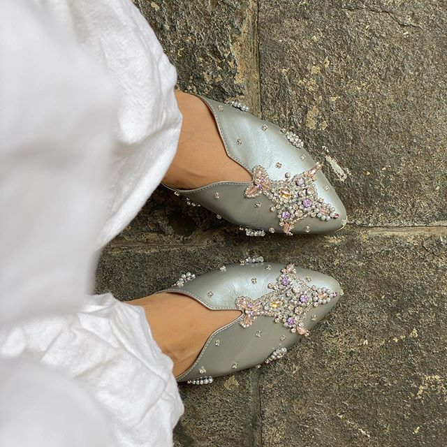Silver Wedding Shoes Unificatio Bridestory