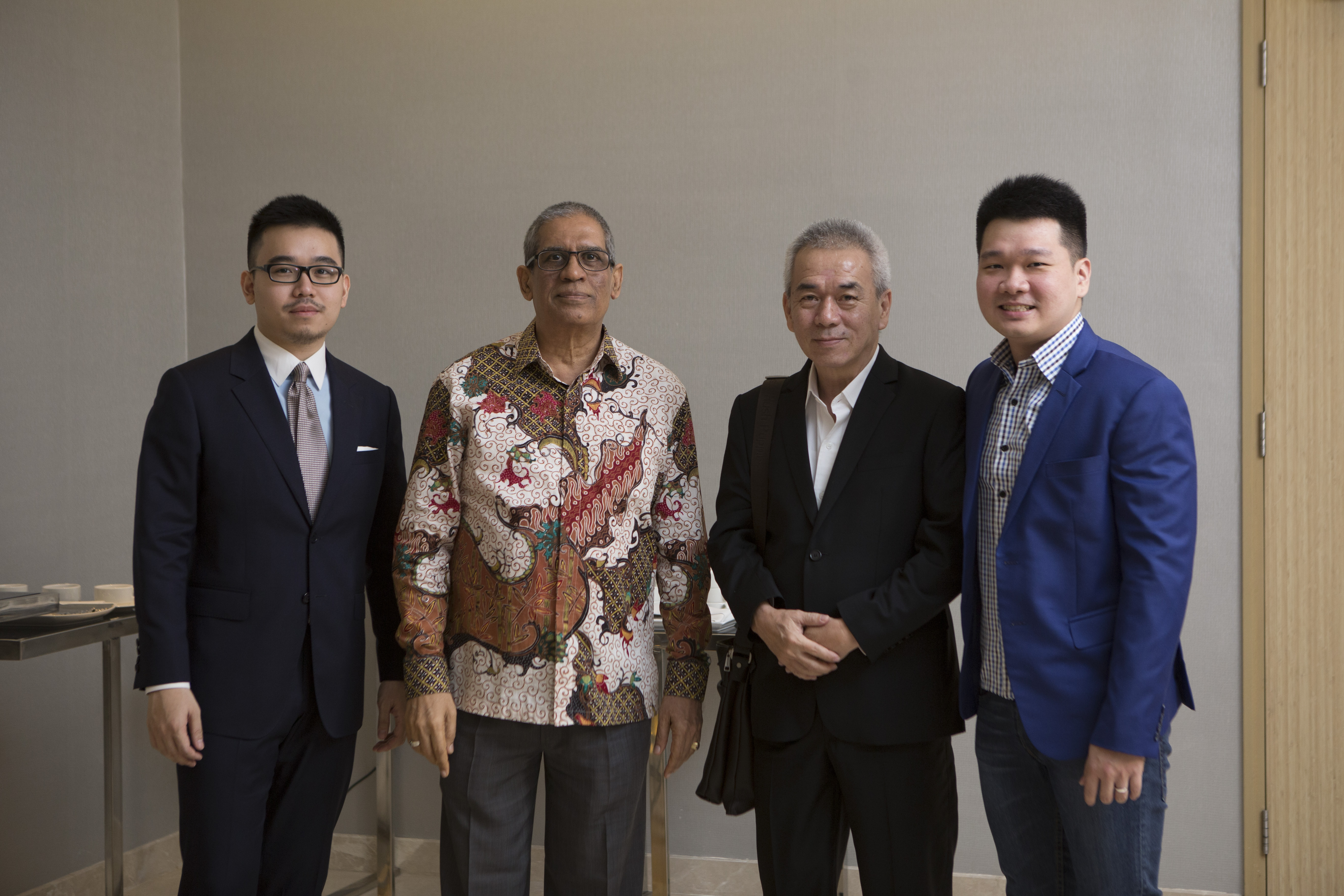 Asosiasi Master Tailor Indonesia Annual Meeting By Ventlee Groom Houseofcuff Collar Bar Lapel Pin Bros Jas Wedding Best Man Bow Tie Grey Centre