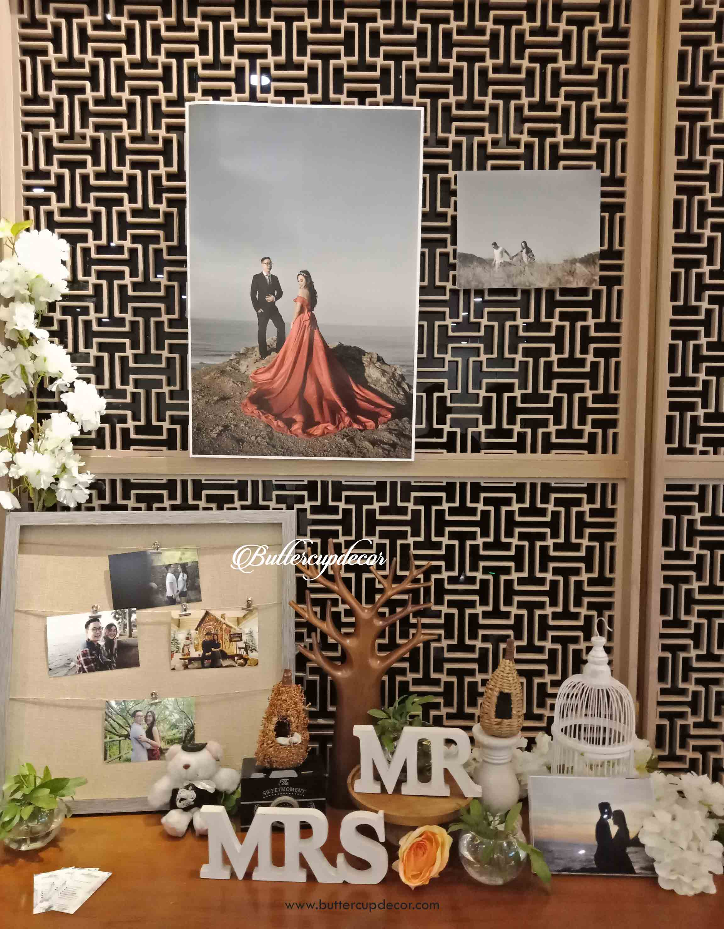 Versailles | Wedding Flowers in Tangerang | Bridestory com