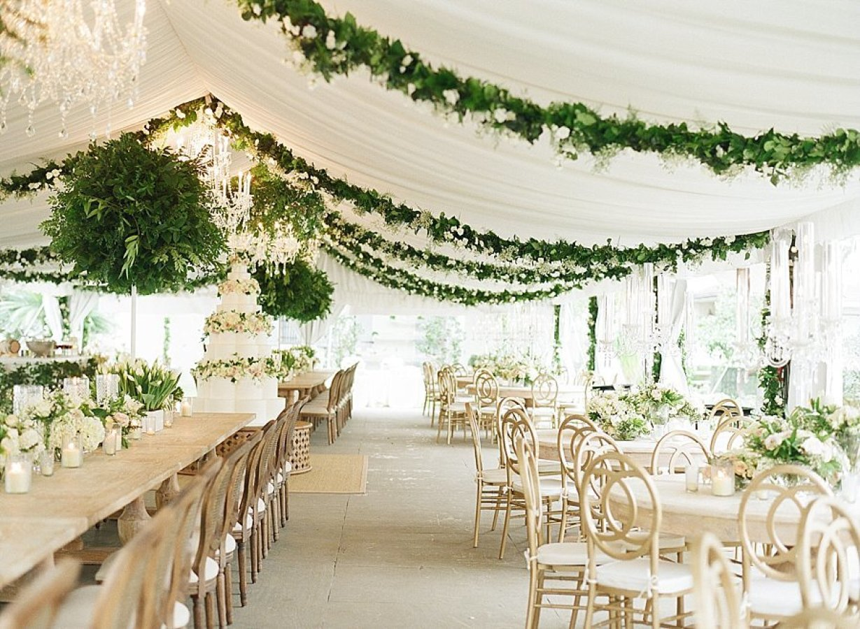creative decoration ideas for your botanical wedding