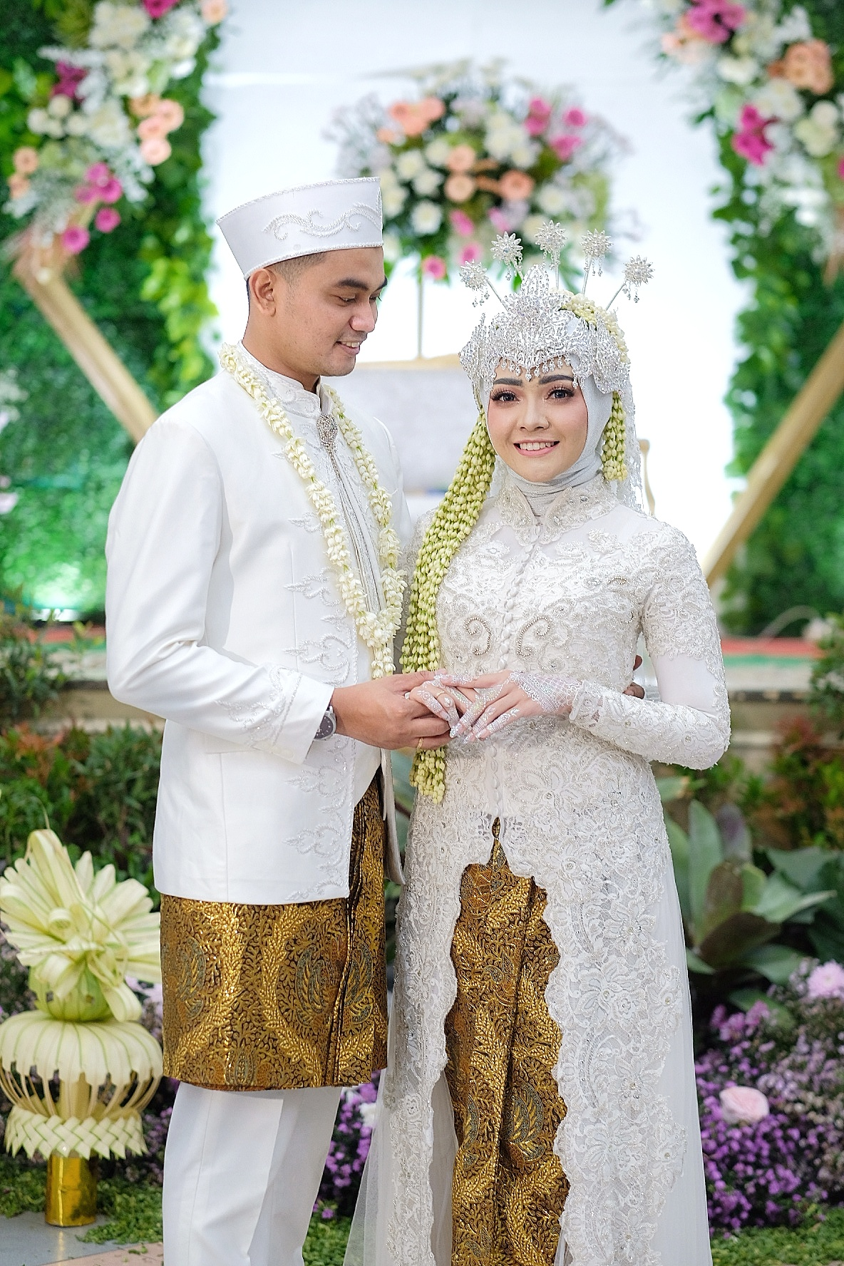 LAKSMI - Kebaya Muslimah & Islamic Bride  Wedding Bridal in