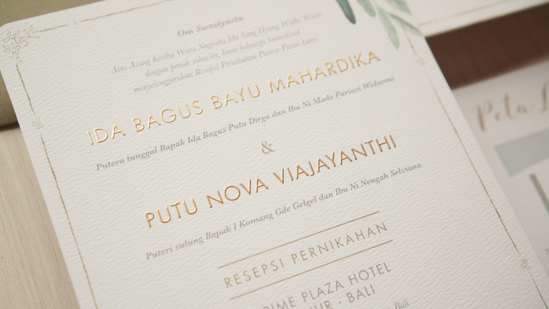 Directory of wedding invitations vendors in jakarta bridestory stopboris Images