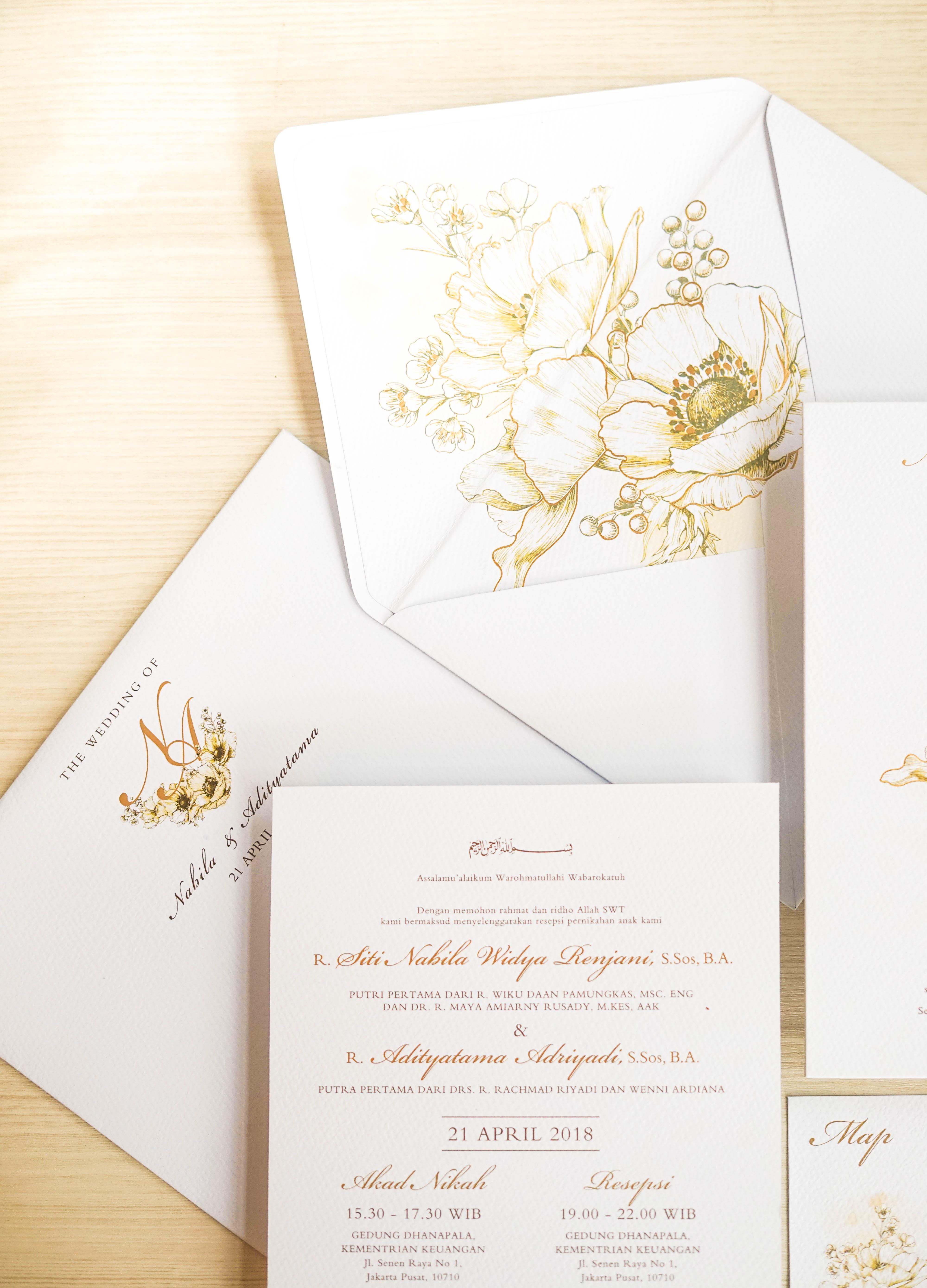 Directory of wedding invitations vendors in jakarta bridestory stopboris Choice Image