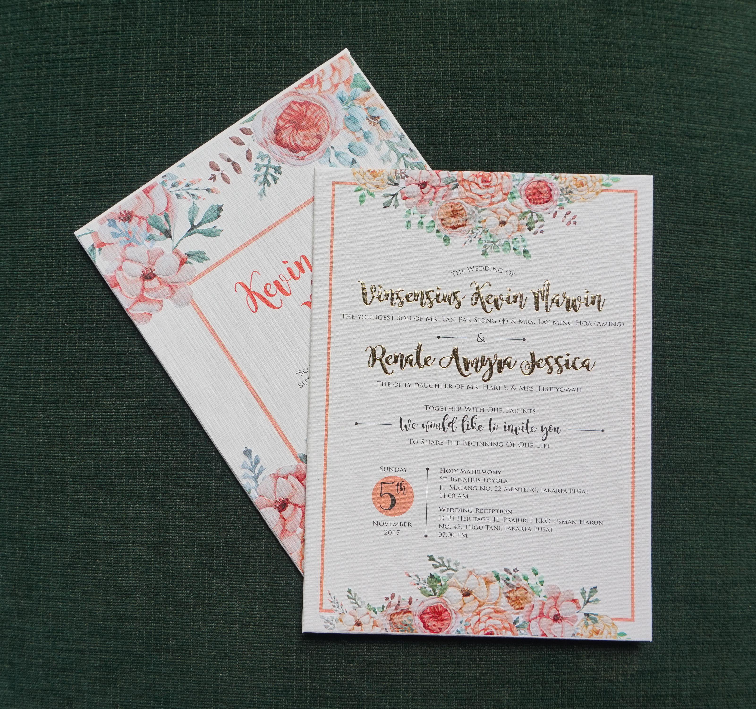 Bubble cards wedding invitations in jakarta bridestory stopboris Choice Image
