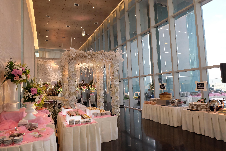 Laseine function hall wedding venue in jakarta bridestory junglespirit Gallery