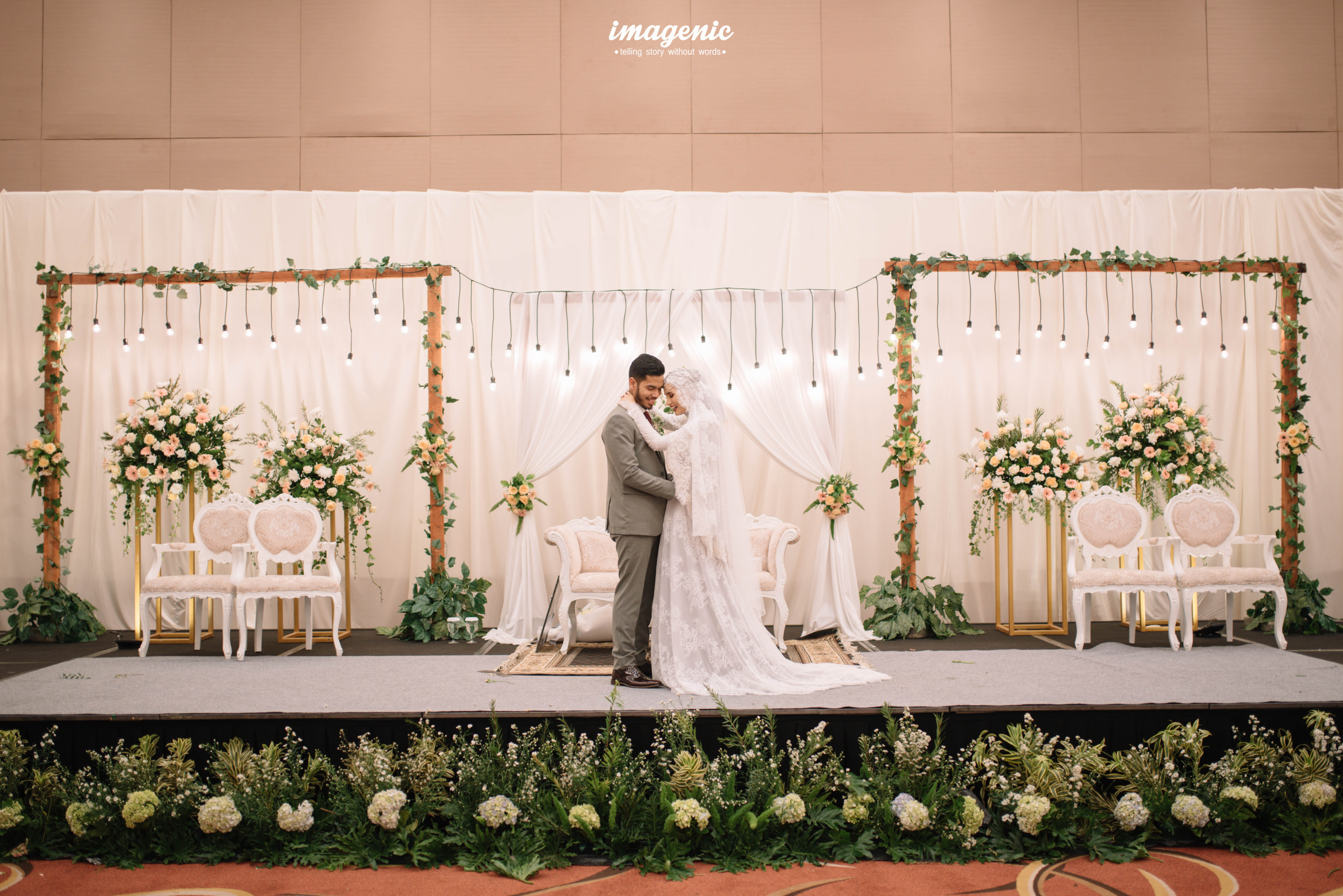 Imagenic wedding photography in bogor bridestory junglespirit Images