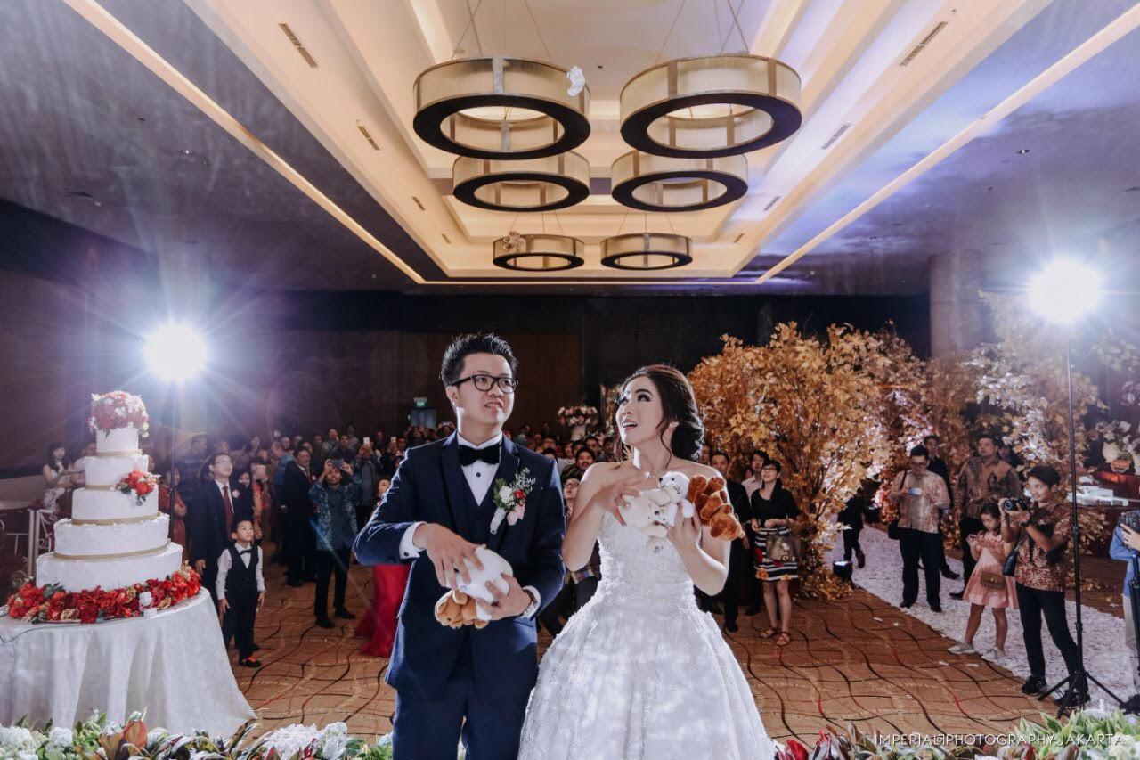 Salam & Berta s Wedding by The Vida Ballroom