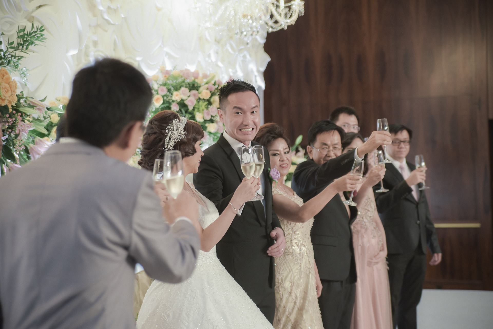 Wawan yap wedding hairstyles