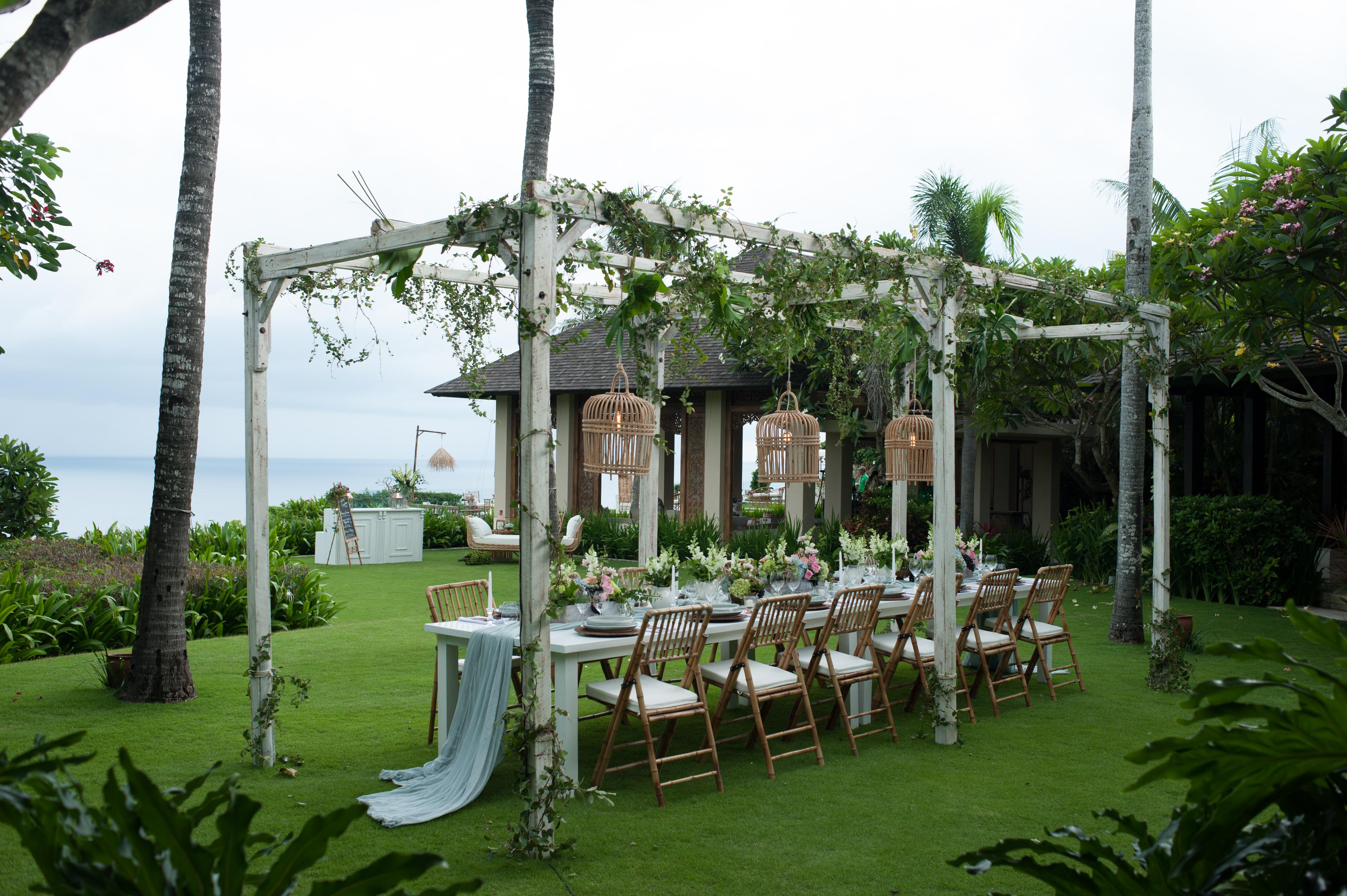 THE UNGASAN CLIFFTOP RESORT BALI | Wedding Venue in Bali ...