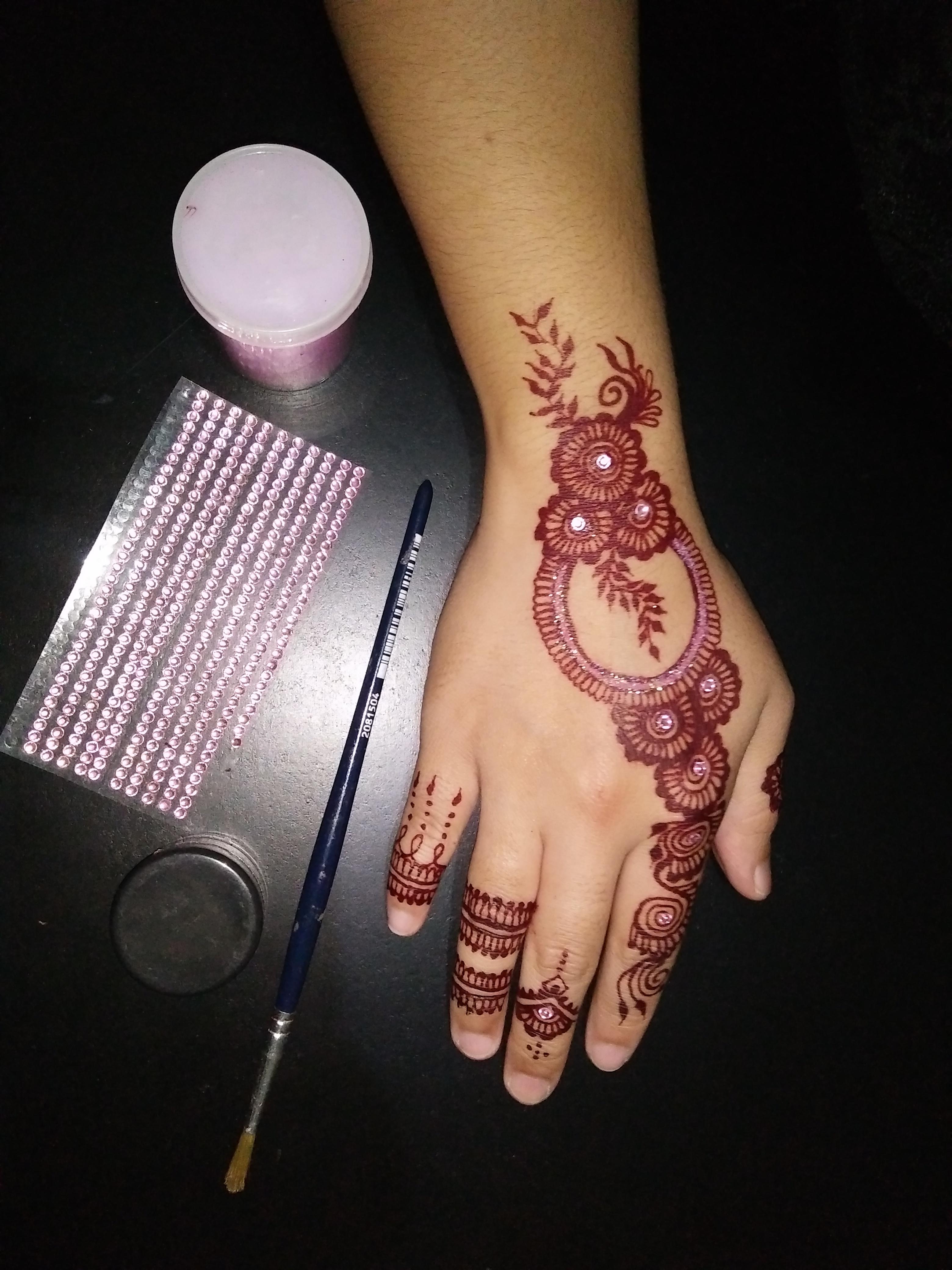 Henna By Nadia Vendor Layanan Unik Di Jakarta Bridestory