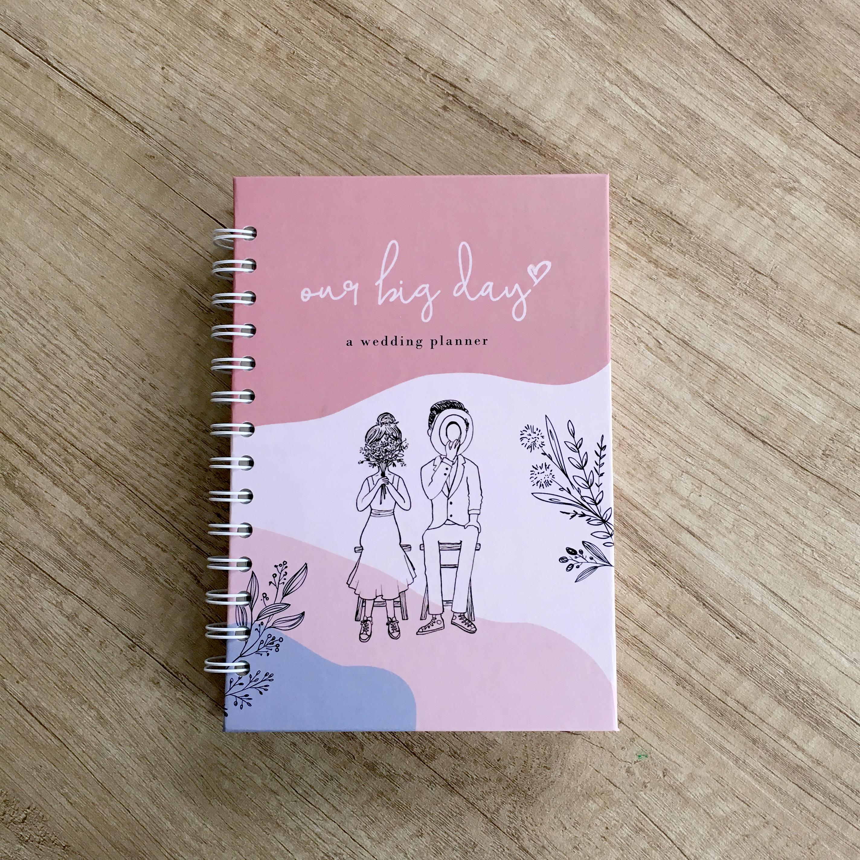 Wedding Planner Book Gracia The Invitation Bridestory