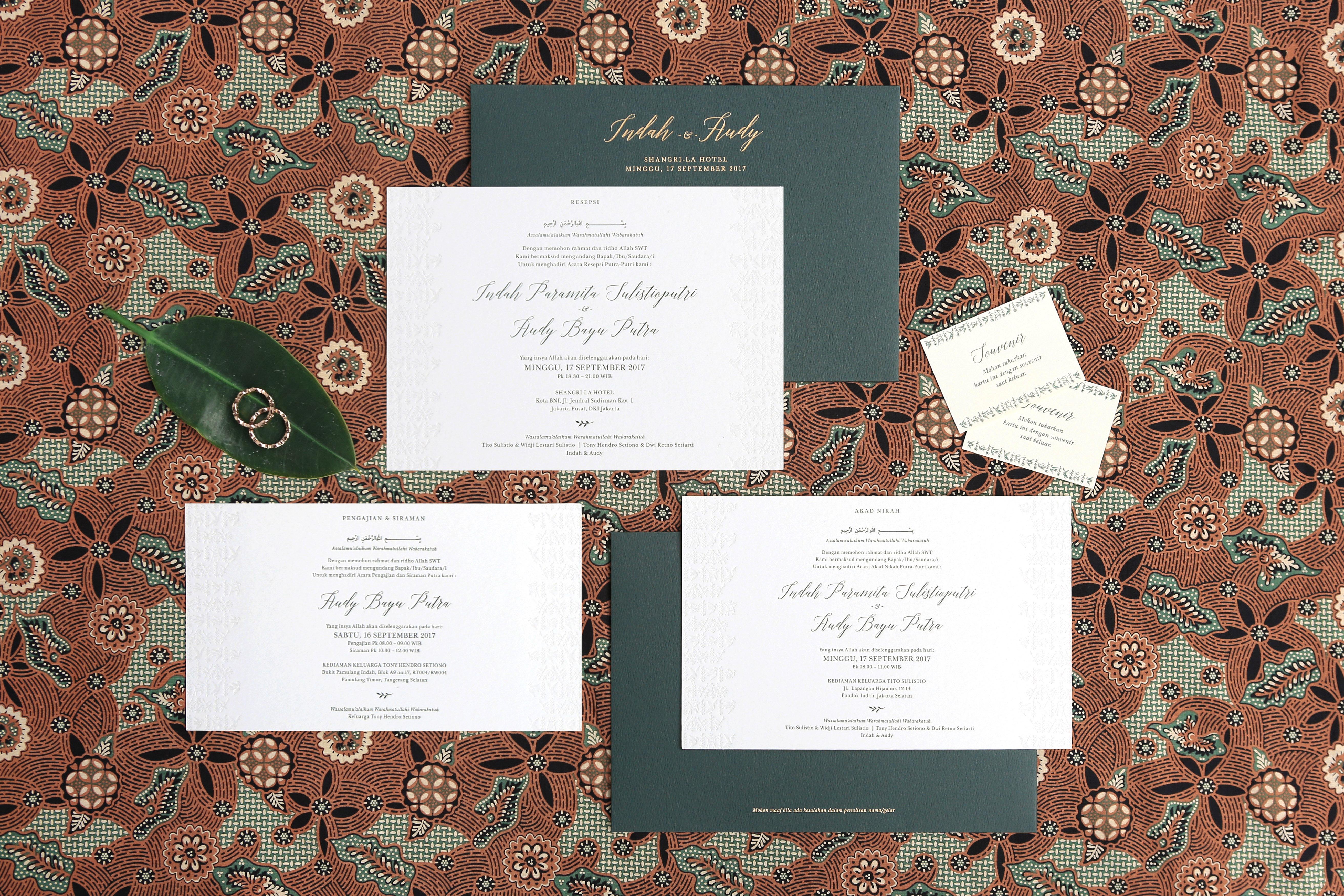 Directory of wedding invitations vendors in indonesia bridestory stopboris Gallery