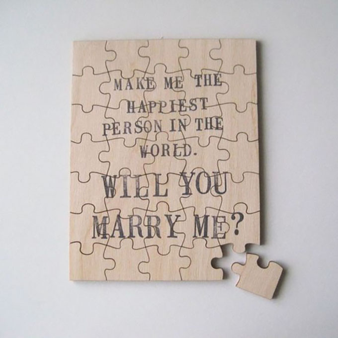 18 Romantic And Unique Wedding Proposal Ideas For Every