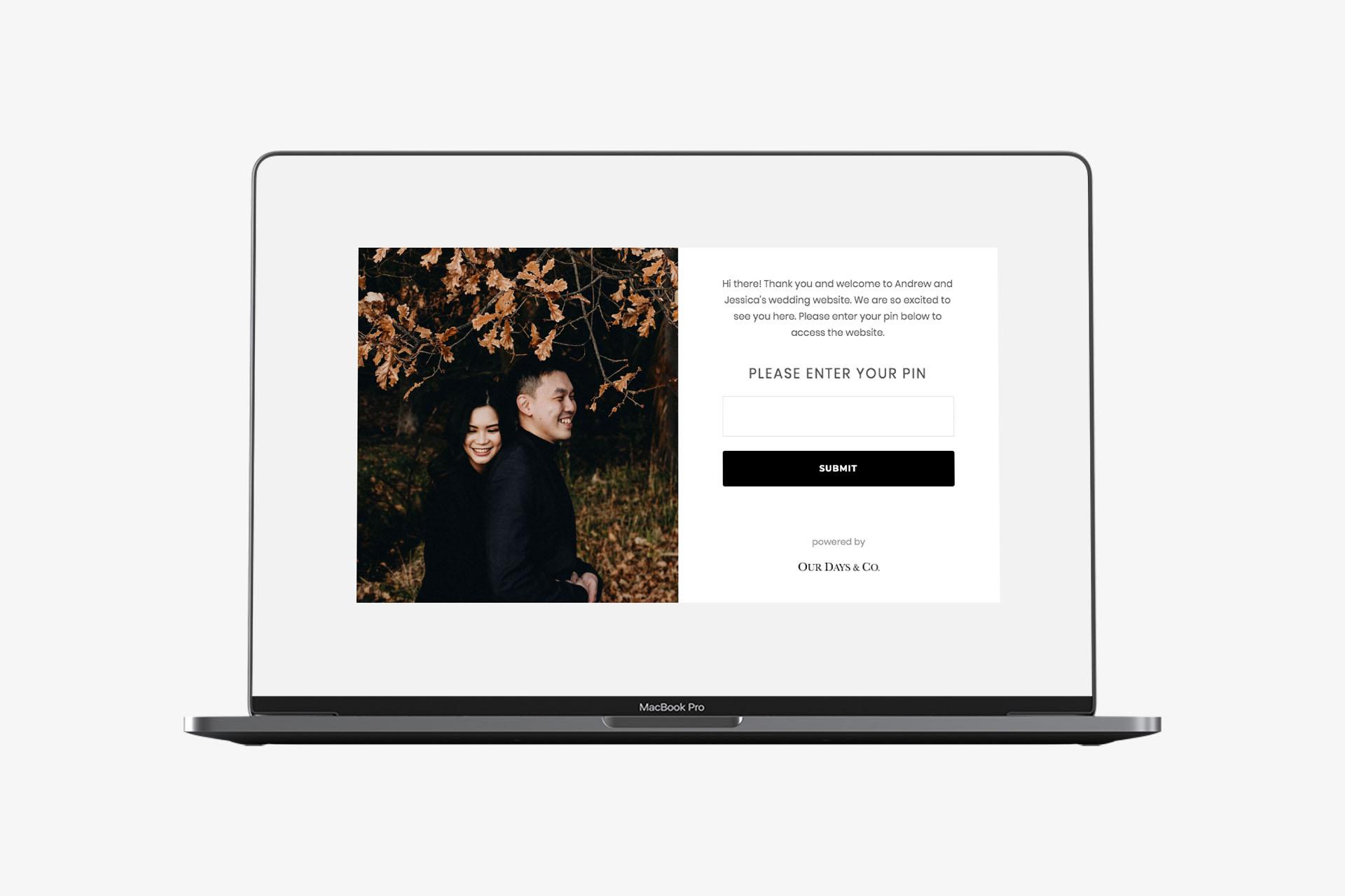 Our Days Co Wedding Website Design Wedding Invitations In Jakarta Bridestory Com