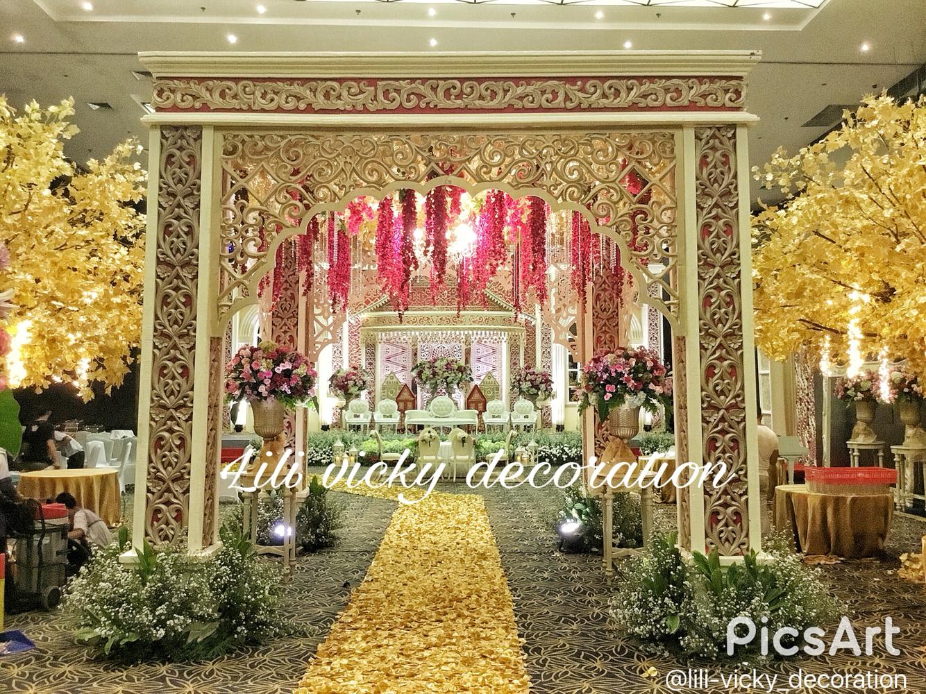 Decor wedding jakarta jeff and angelus wedding venue at pullman directory of wedding decoration u lighting vendors in jakarta with decor wedding jakarta junglespirit Gallery