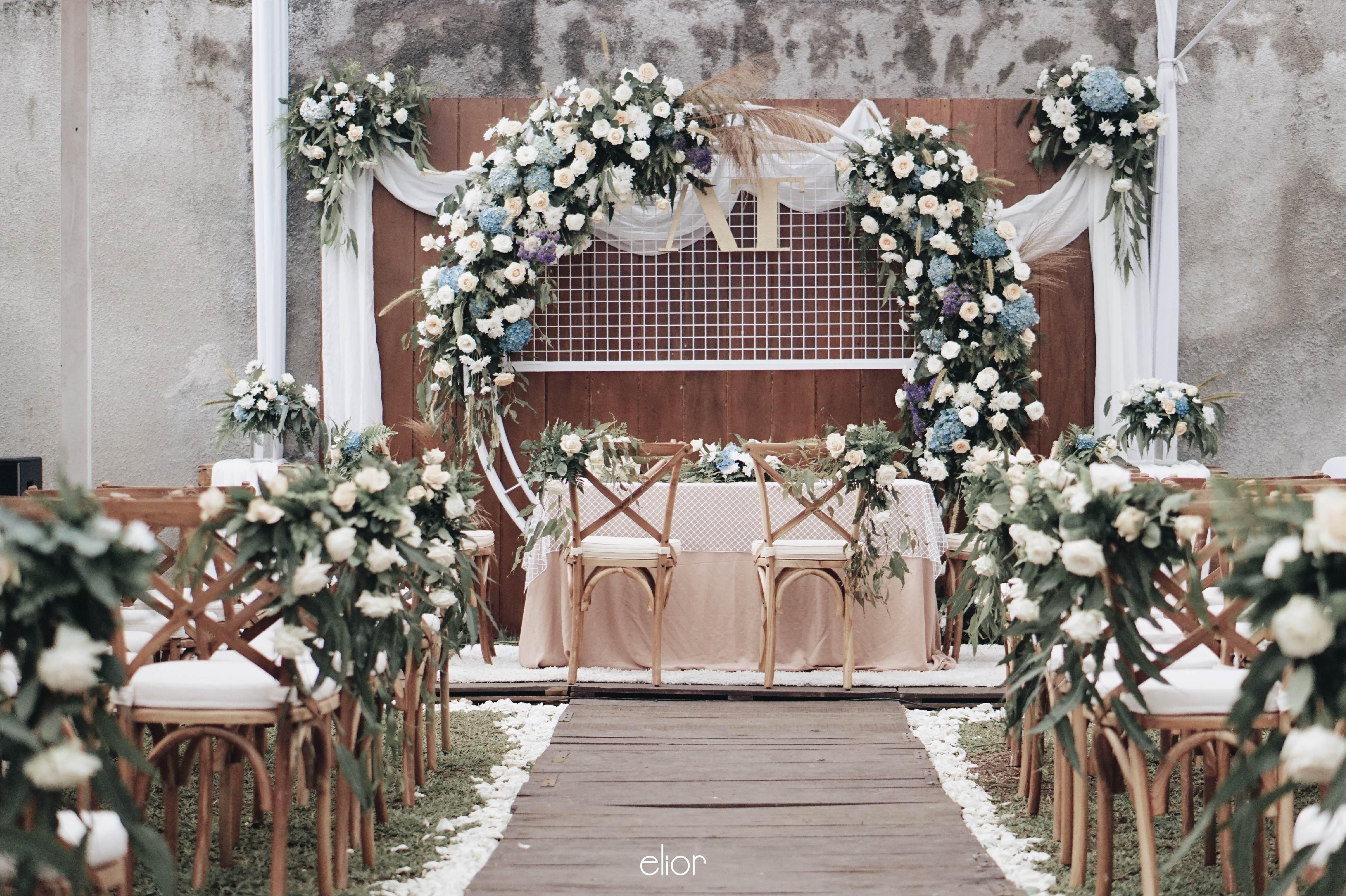 Rustic Wedding Of Adila And Tovan Elior Design Bridestory