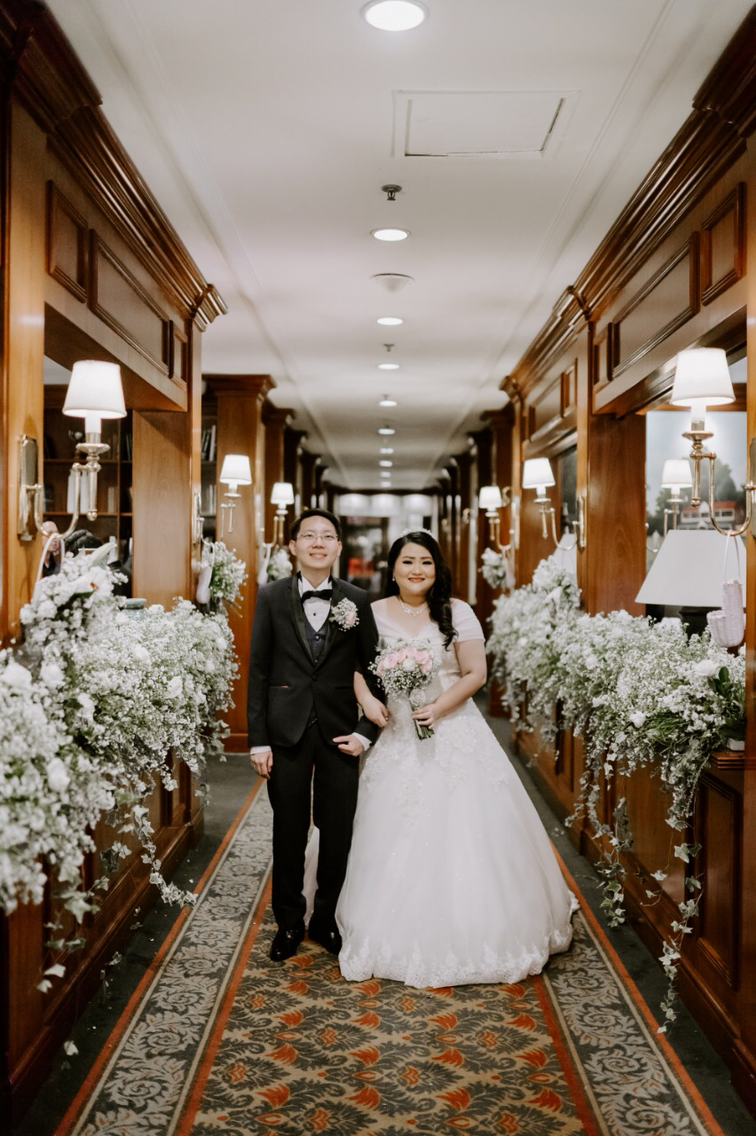 Wedding Day Tere And Timmy By Luminous Bridal Boutique Bridestory Com