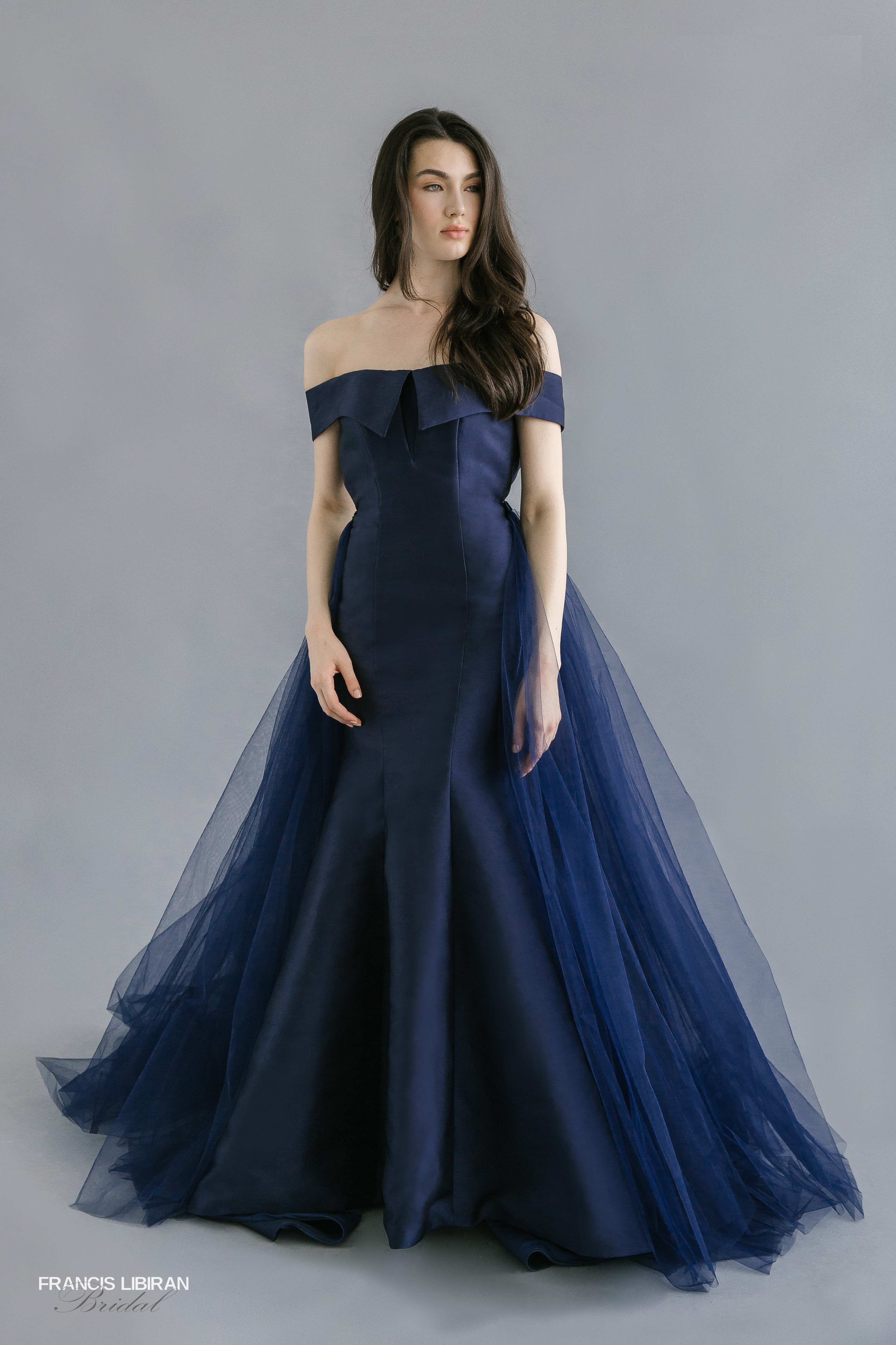 Attractive Francis Libiran Gown Model - Best Evening Gown ...