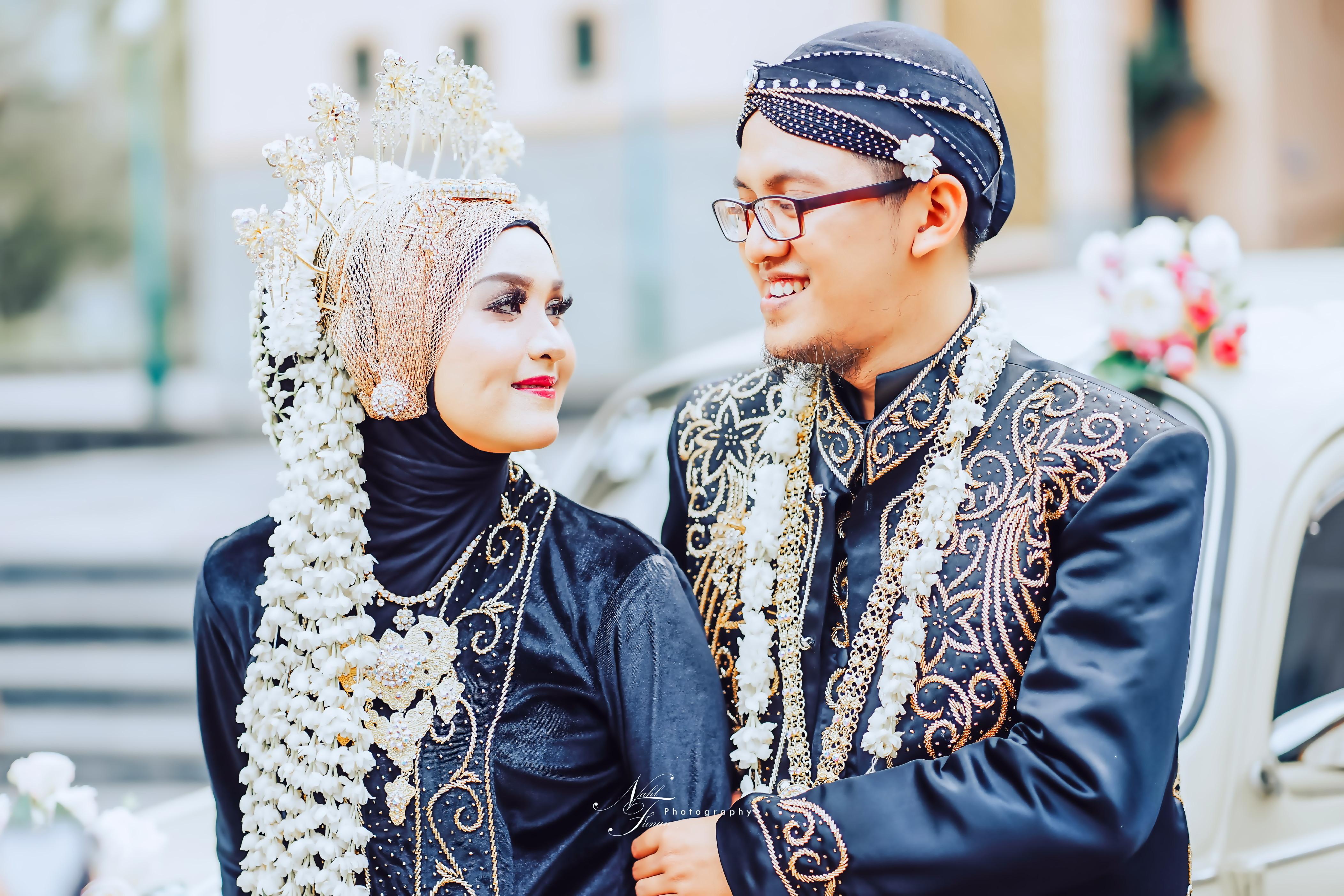 Paes Tradisional - Pengantin Hijab & Bridal  Rumah Rias Itut