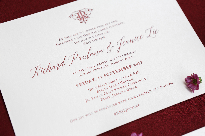 directory of wedding invitations vendors in indonesia bridestory com