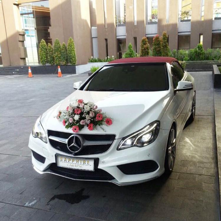 Sapphire Wedding Car - Vendor Rental Di Jakarta