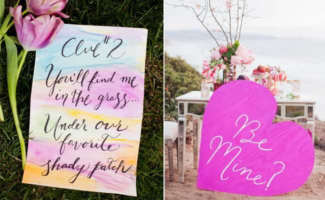 18 Romantic and Unique Wedding Proposal Ideas for Every Couple Image 3