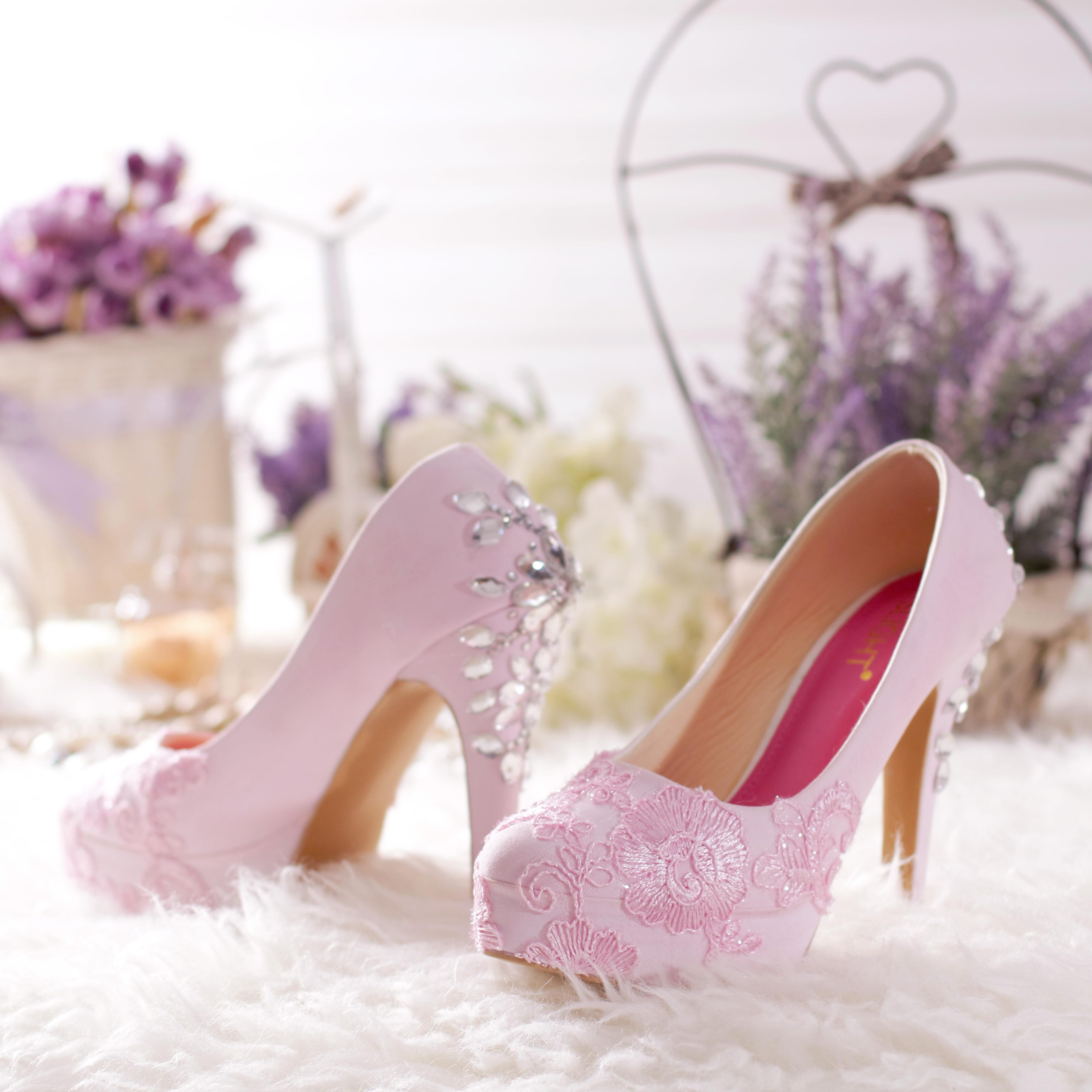 Slightshopcom Wedding Shoes In Jakarta Sepatu Platform Wanita Elegan