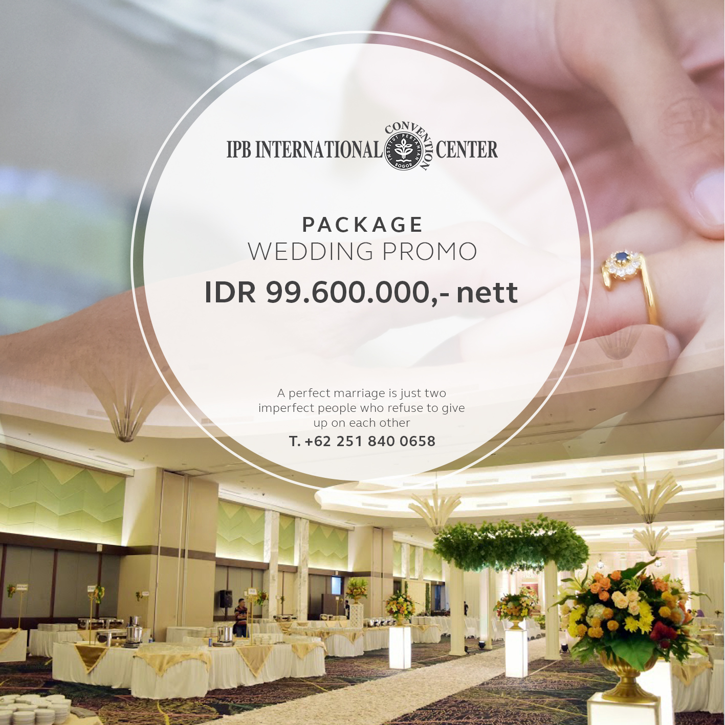 Puri begawan wedding venue in bogor bridestory junglespirit Image collections