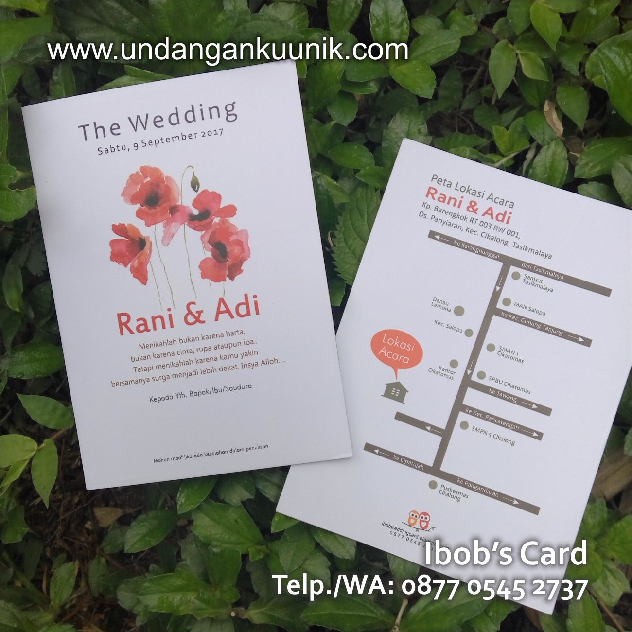 Directory of wedding invitations vendors in yogyakarta bridestory stopboris Images
