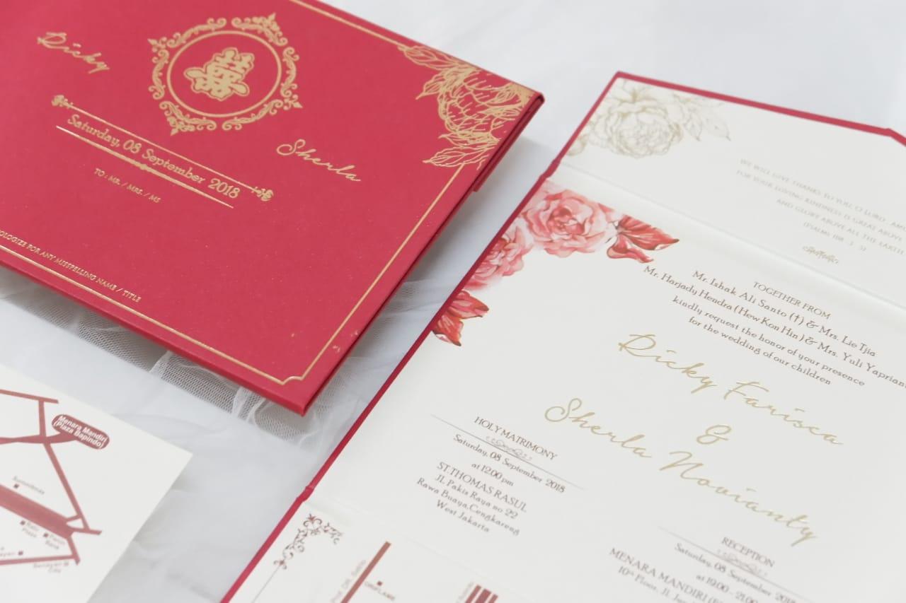 Directory of Wedding Invitations Vendors in Indonesia | Bridestory.com