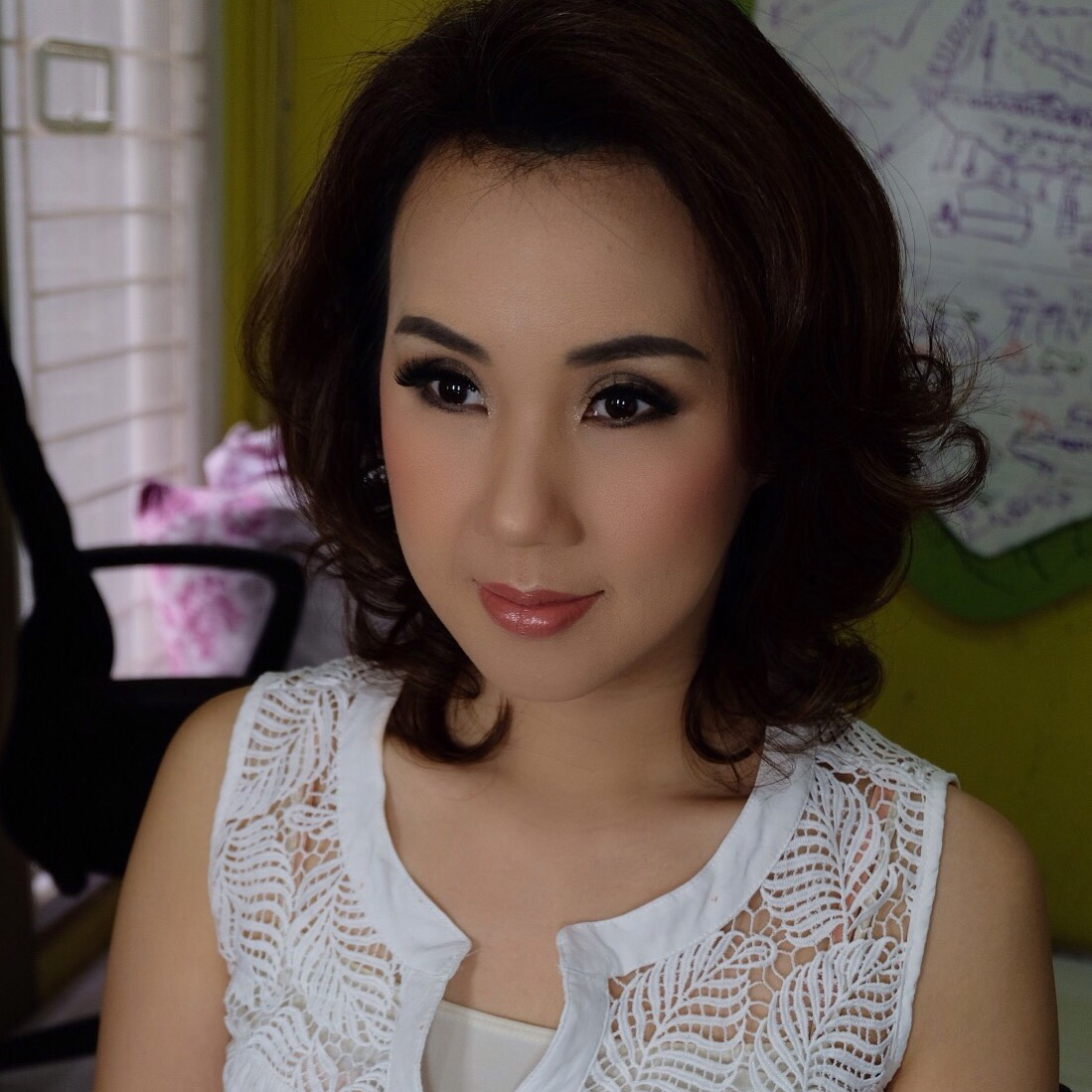 makeup for lina by yosifransisca_makeup | bridestory