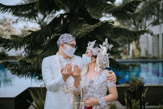 pandemic wedding by gaia designku | Bridestory.com