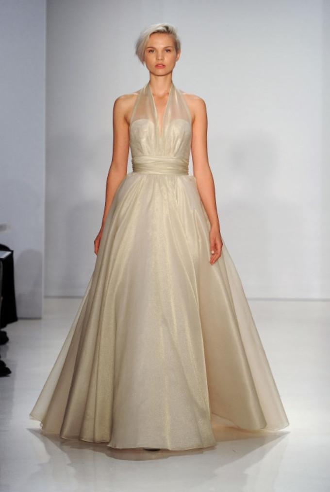 Gown Necklines