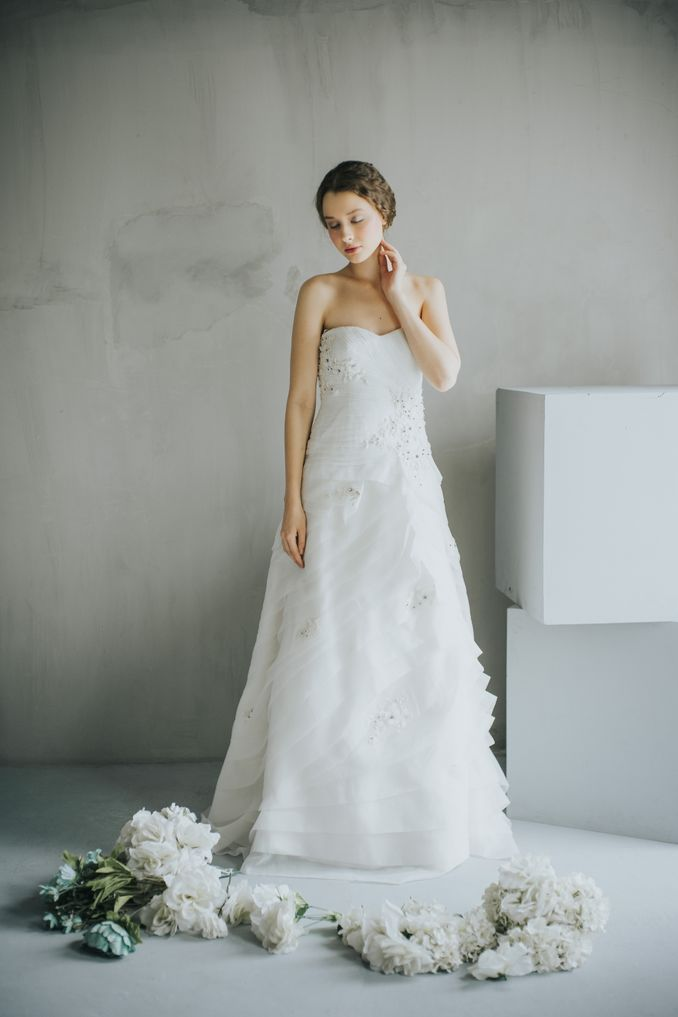 Ragam Pilihan Busana Pernikahan di Bawah Rp20 juta! Image 7