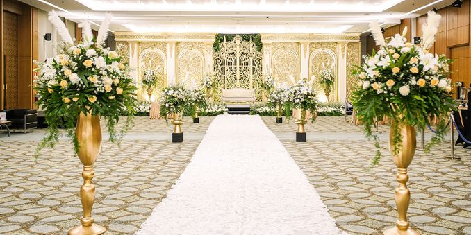 12 Paket Ballroom Pernikahan Terbaru di Jakarta dan Bandung Image 12