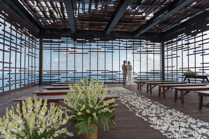15 Rekomendasi Tempat Pernikahan Outdoor di Bali dengan Pemandangan Terbaik Image 3