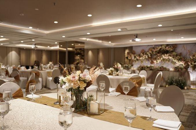 Paket Venue Ballroom Pernikahan di Jakarta di Bawah Rp 200 Juta Image 2