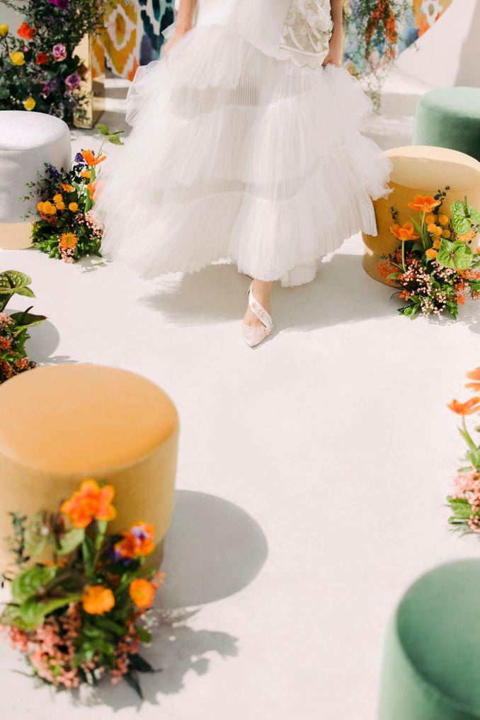 Tren Dekorasi Pernikahan Hingga Makeup Pengantin Terkini di Prediksi Tren Pernikahan 2021 Image 9