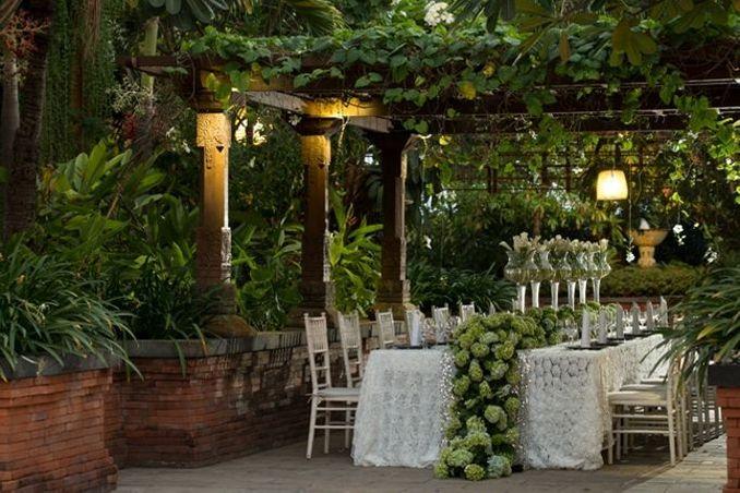 12 Pilihan Venue Semi Outdoor untuk Intimate Wedding Image 13