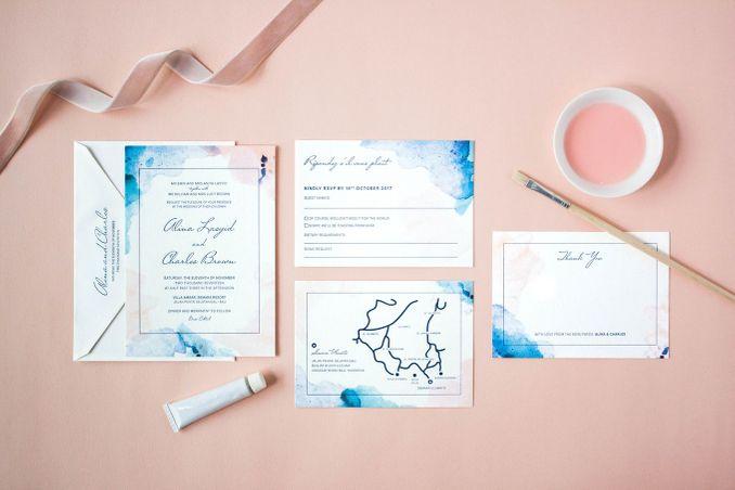 Calon Pengantin, Berikut Panduan Mempersiapkan Undangan Pernikahan Image 1
