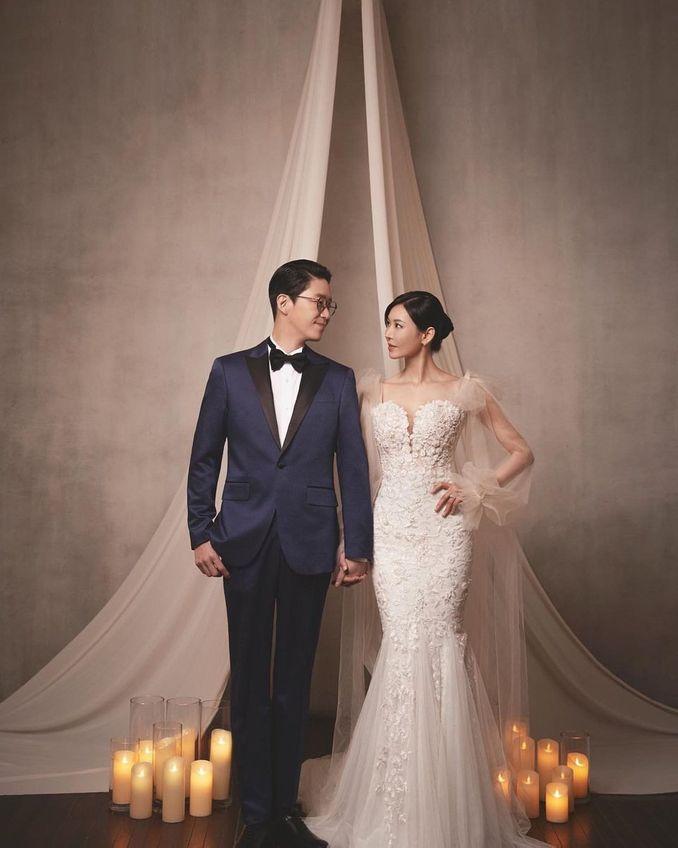 10 Inspirasi Busana Pengantin dari Serial Drama Korea Image 9