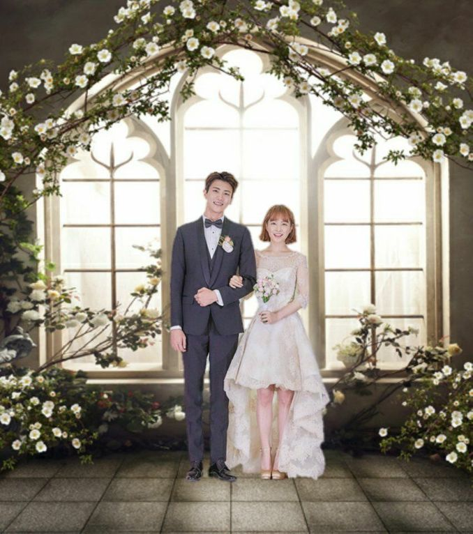 10 Inspirasi Busana Pengantin dari Serial Drama Korea Image 4