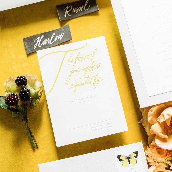 Tren Pernikahan 2021: Inspirasi Undangan Pernikahan, Dekorasi, dan Kue Pengantin Image 1