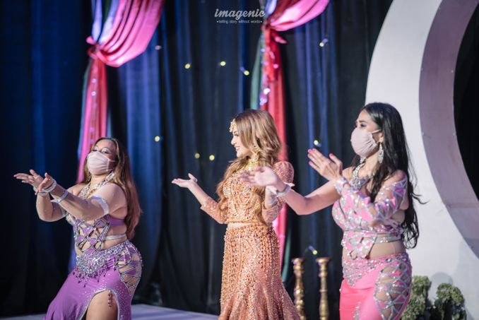 Momen Rangkaian Acara Menjelang Pernikahan Atta & Aurel: Prosesi Pengajian dan Malam Henna Image 17