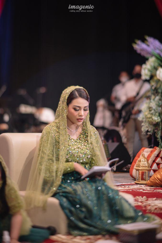 Momen Rangkaian Acara Menjelang Pernikahan Atta & Aurel: Prosesi Pengajian dan Malam Henna Image 9