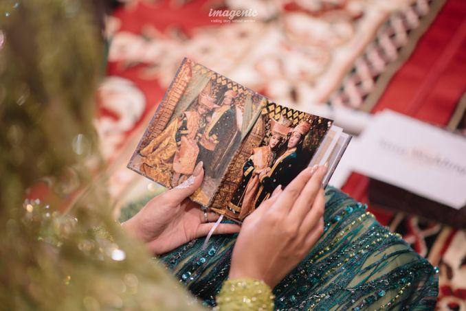 Momen Rangkaian Acara Menjelang Pernikahan Atta & Aurel: Prosesi Pengajian dan Malam Henna Image 10